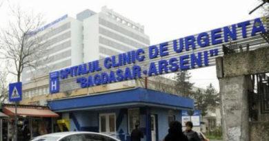 spital bagdasar arseni