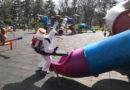 dezinfectia unui parc de joaca in sector 2