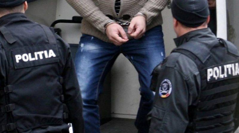 barbat arestat de politie