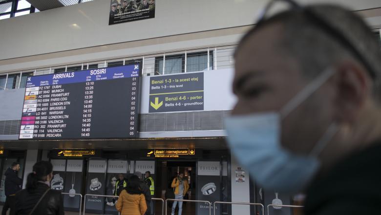 masuri covid aeroport henry coanda