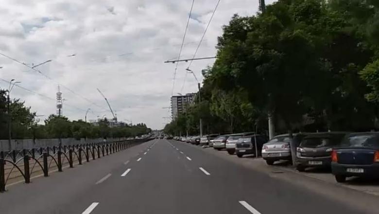 trafic scazut bucuresti