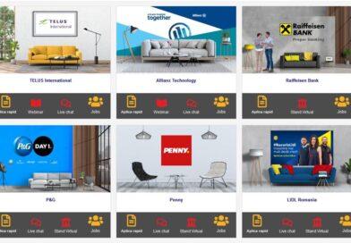 Companiile continuă să recruteze la Angajatori de TOP Național Online până pe 21 noiembrie